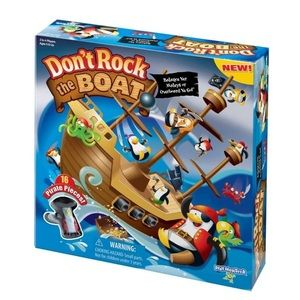 Other - New: Don't Rock the Boat Game!